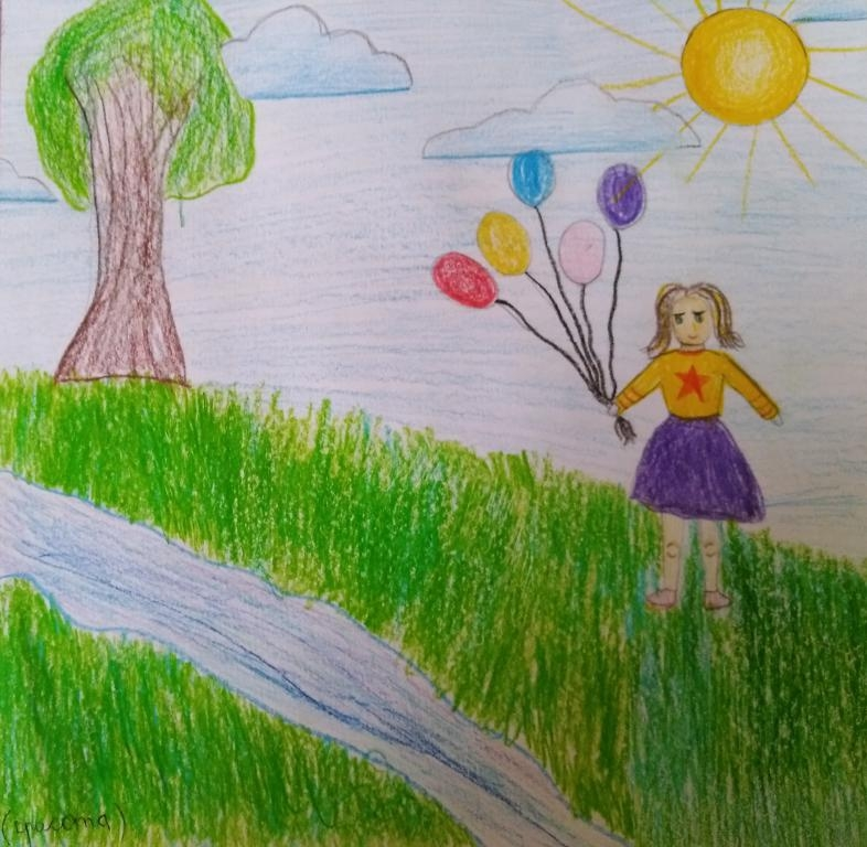 mini_Быкова Полина, 10 лет