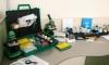 Оборудование полевая лаборатория МАОУПК по программе Экология человека